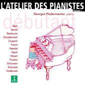 L'atelier des pianistes, vol. 1 : Débutant by Georges Pludermacher