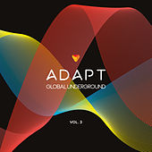 Global Underground: Adapt #3 (Mixed) de Various Artists