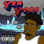 A Kid Named TenToes by Josè Trillz