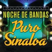 Noche De Bandas Puro Sinaloa by Various Artists