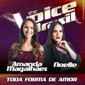 Toda Forma De Amor (Ao Vivo No Rio De Janeiro / 2019) de Amanda Magalhães