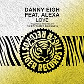 Love (Feat. Alexa) von Danny Eigh