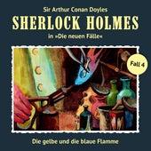 Die neuen Fälle, Fall 4: Die gelbe und die blaue Flamme von Sherlock Holmes