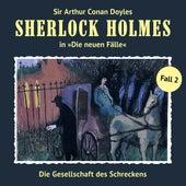 Die neuen Fälle, Fall 2: Die Gesellschaft des Schreckens von Sherlock Holmes