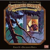 Folge 33: Das graue Haus von Sherlock Holmes - Die geheimen Fälle des Meisterdetektivs