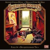 Folge 34: Die quietschende Tür von Sherlock Holmes - Die geheimen Fälle des Meisterdetektivs