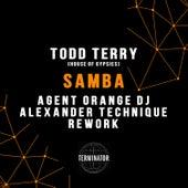 Samba (Agent Orange DJ & Alexander Technique Rework) by Agent Orange DJ