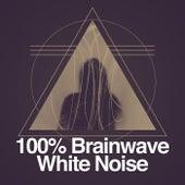 100% Brainwave White Noise de Binaural Beats Brainwave Entrainment