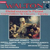 Walton:   Belshazzar's Feast  / Coronation Te Deum / Gloria by Various Artists