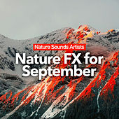 Nature FX for September de Nature Sounds Artists