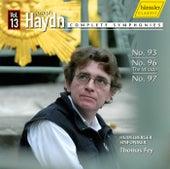 Haydn: Symphonies, Vol. 13 de Thomas Fey