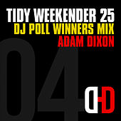 Tidy Weekender 25: DJ Poll Winners Mix 04 - EP de Various Artists