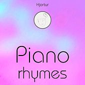 Piano Rhymes by Hjortur