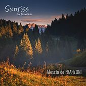 Sunrise (For Piano Solo) de Alessio De Franzoni