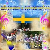 Dansmusik & Svensktoppar by Various Artists