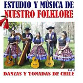Estudio y Música de Nuestro Folklore (Vol. 4) de Various Artists