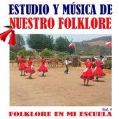 Estudio y Música de Nuestro Folklore (Vol. 5) de Various Artists