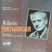 Furtwängler - The Early Recordings 1926 - 1937, Vol. 2 by Wilhelm Furtwängler