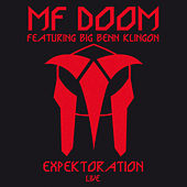 Expektoration... Live von MF DOOM