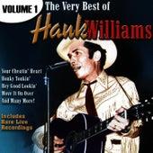 The Very Best Of Volume 1 de Hank Williams