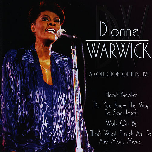 A Collection Of Hits by Dionne Warwick