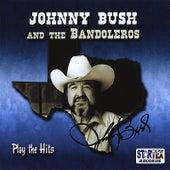Johnny Bush And The Bandoleros Play The Hits by Johnny Bush