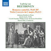 Beethoven: Romance cantabile, WoO 207 & Violin Concerto in C Major, WoO 5 by Various Artists