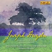 Haydn: Wallerstein Symphonies von Bayerisches Kammerorchester Bad Brückenau