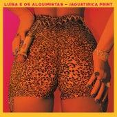 Jaguatirica Print de Luísa e os Alquimistas