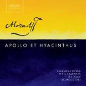 Apollo et Hyacinthus, K. 38: No 15. Aria: Ut navis in aequore luxuriante (Oebalus) de Andrew Kennedy