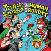 Teenage Bottlerocket vs. Human Robots by Various Artists