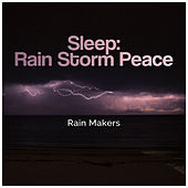 Sleep: Rain Storm Peace de Rainmakers