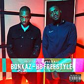 Bonkaz HB Freestyle by Hardest Bars