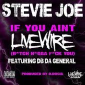 If You Ain't Livewire (Bitch Nigga Fuck You) [feat. DB Da General] von Stevie Joe