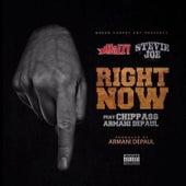 Right Now (feat. Chippass & Armani DePaul) von Stevie Joe