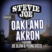 Oakland to Akron (feat. Joe Blow & Young Bossi) von Stevie Joe