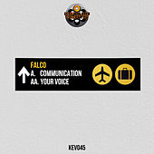 Your Voice / Communication - Single by Falco