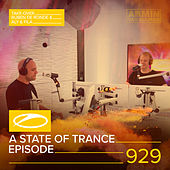 ASOT 929 - A State Of Trance Episode 929 (Ruben de Ronde and Aly & Fila Take-over) von Various Artists