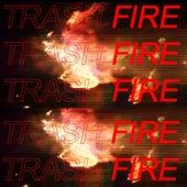 Trash Fire von Justin Symbol