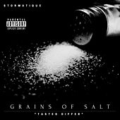 Grains of Salt by Stormatique
