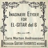 Imaginære etyder for el-gitar del 6 de Tore Morten Andreassen