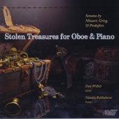 Stolen Treasures for Oboe and Piano by Dan Willett