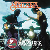 Woodstock Saturday August 16, 1969 (Live) di Santana