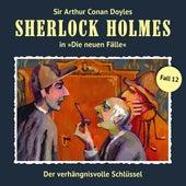 Die neuen Fälle, Fall 12: Der verhängnisvolle Schlüssel von Sherlock Holmes