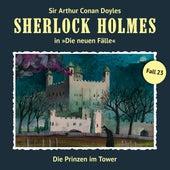 Die neuen Fälle, Fall 23: Die Prinzen im Tower von Sherlock Holmes