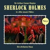 Die neuen Fälle, Fall 27: Ein ehrbares Haus von Sherlock Holmes