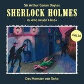 Die neuen Fälle, Fall 24: Das Monster von Soho von Sherlock Holmes