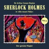 Die neuen Fälle, Fall 13: Der geniale Magier von Sherlock Holmes