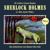 Die neuen Fälle, Fall 15: Das Geheimnis von Baskerville Hall von Sherlock Holmes
