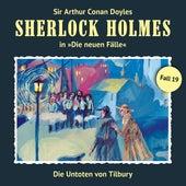 Die neuen Fälle, Fall 19: Die Untoten von Tilbury von Sherlock Holmes